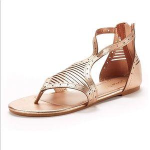 Shoes - 🎀Gladiator Sandals🎀 ROSE GOLD